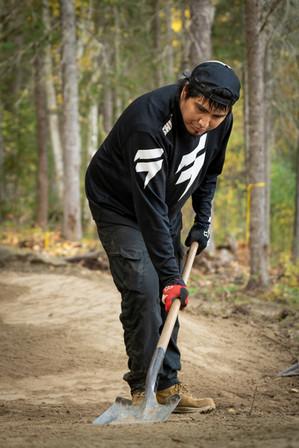 Trail builder