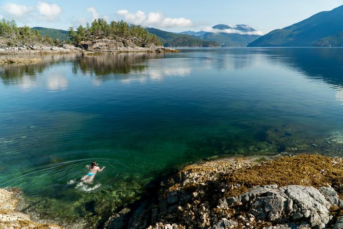 Coastal Swims