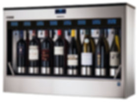 Enomatic Elite 2.5 8 Bottle Wine Dispenser
