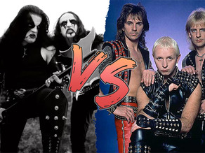 History of Heavy Metal: The Difference Between Metal and Heavy Metal