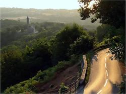 Costa Verde- vue de San Nicolao