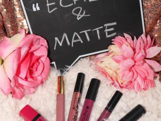 Echec & Matte : les rouges à lèvres