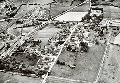 Caerwent from air 1930-40