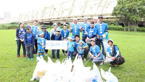 【海と日本PROJECT】海の日にクリーンイベント「BLUE SANTAゴミ拾い」を実施