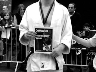 FRT win The Fighting Spirit Award at Combudo English Championships 2015
