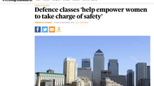 Personal Safety London in The Evening Standard