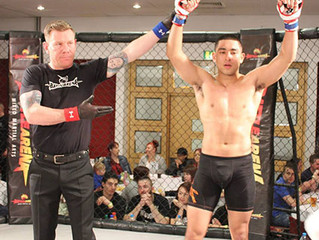 FRT win B-Class at MMA Battle Arena