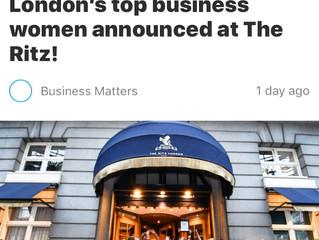 London's Top Business Women