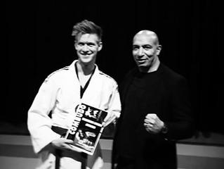 FRT win The Fighting Spirit Award at Combudo English Championships 2014
