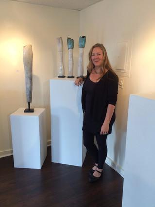 Our First Sculpture Exhibit