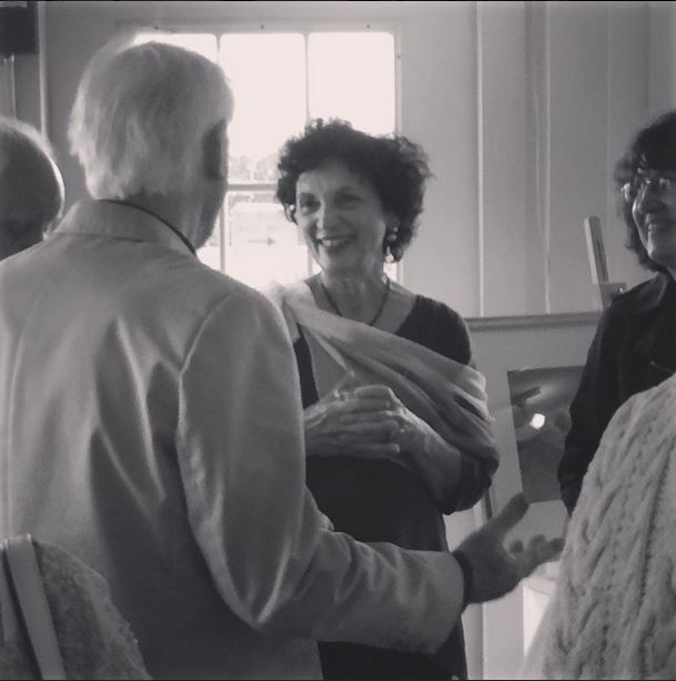 Nina Ackmann Opening Reception 2015.JPG