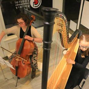 Muscians Playing