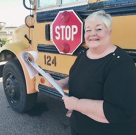 Dolly Handel bus stop pic.jpg