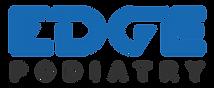 edge podiatry -transparent bkground logo