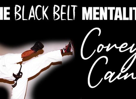 'A World Champion Mindset' - Corey Cain