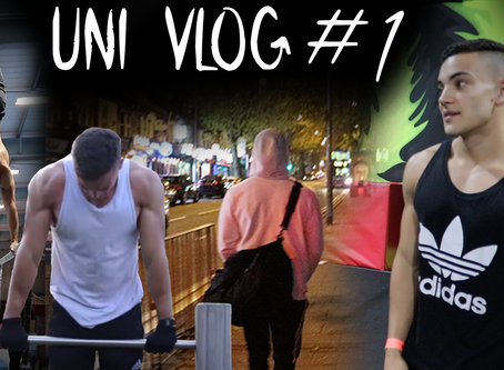 Welcome to Psychstrength | Uni Vlog 01