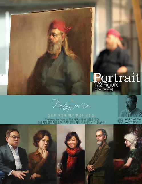 Portrait /인물,초상화