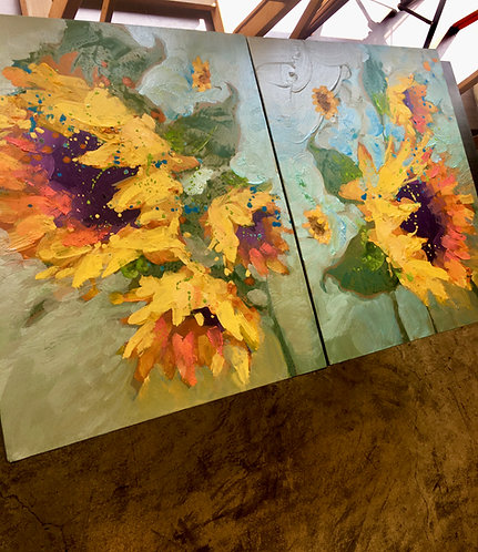 Sunflower No.20830 / 2set
