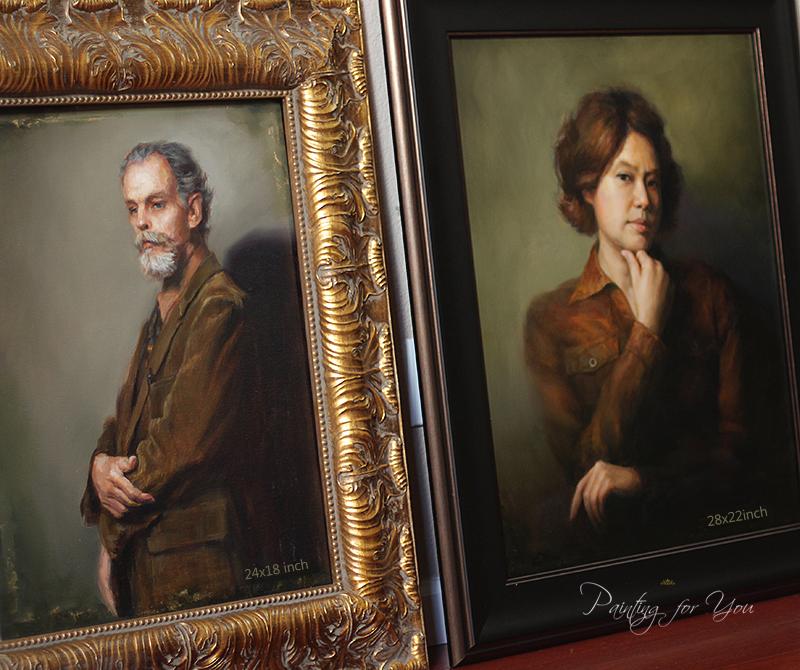 Classic portraits