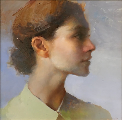 Color study-woman 0924