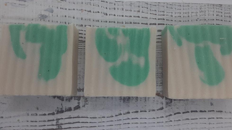 Green Apple Mint Soap