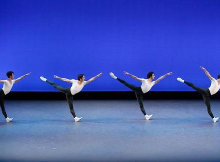 LA Ballet's 'Balanchine's Black & White' 2020 Gala at The Broad Stage