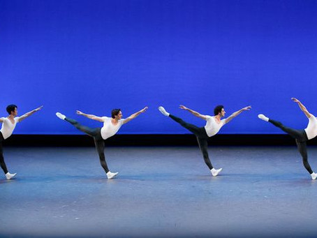 LA Ballet's 'Balanchine's Black & White' 2020 Gala at The Broad Stage