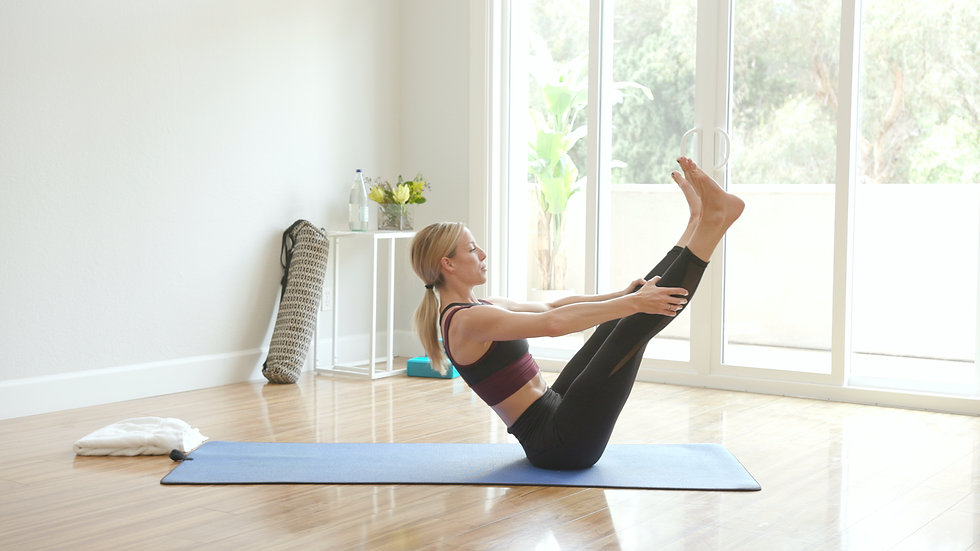 6 Pilates At-Home Workout Videos