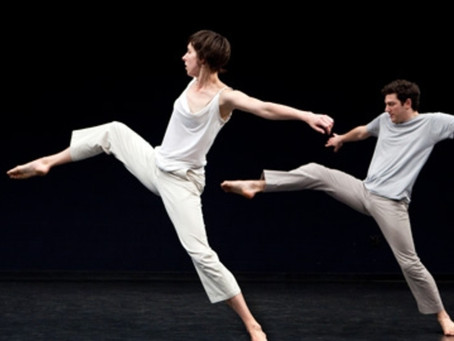 Doug Varone and Dancers - Breathing Room within the Creative Process