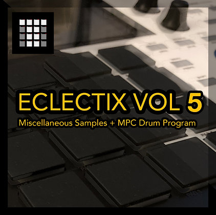Eclectix Volume 5