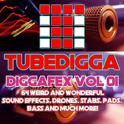 Diggafex Vol 1