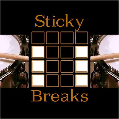 Sticky Breaks - Side-stick Breaks and Beats