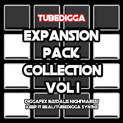 Tubedigga MPC Expansion Collection 1