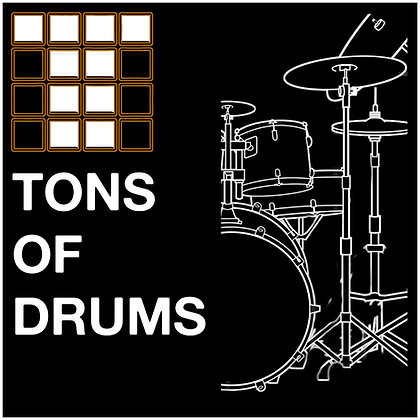 Tons of Drums