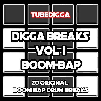 Digga Breaks Vol 1: BoomBap