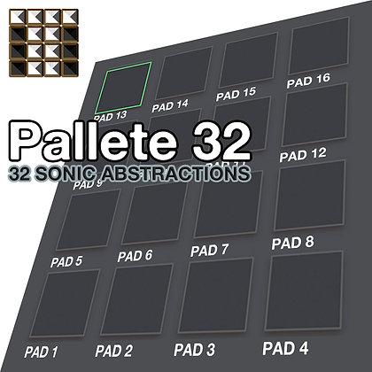 Pallette 32