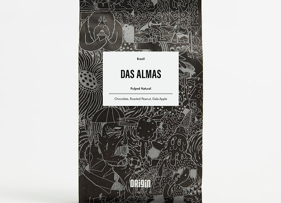 Das Almas - Origin coffee