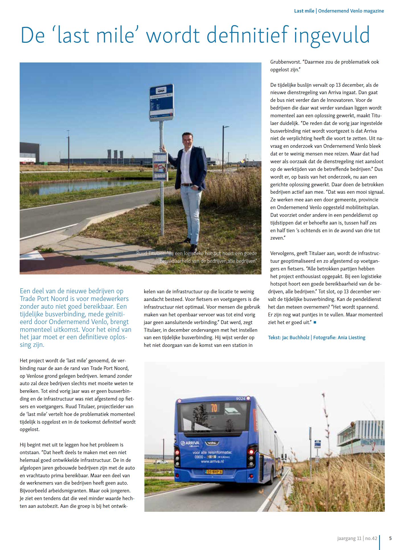 Ondernemend Venlo Magazine