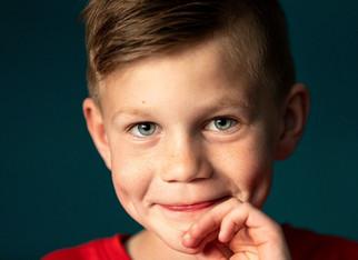 Kinderportret ©Ania Liesting