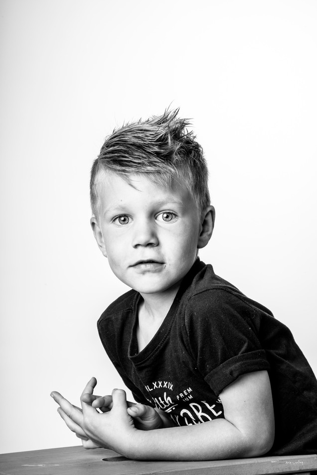 Kinderportret ©Ania Liesting