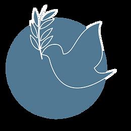 Logo Evangelchants colombe bleu foncé (1).png