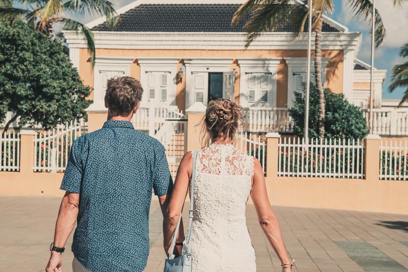 Wedding Bruiloft Bonaire Kralendijk Trou