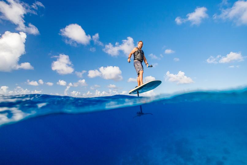 Fliteboard Flite Fliteboarding Bonaire P