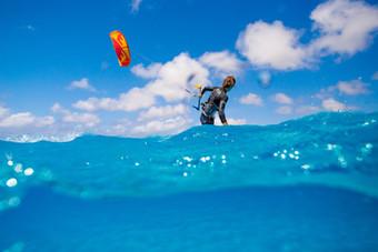 Kitesurf Windsurf Foil True media cultur