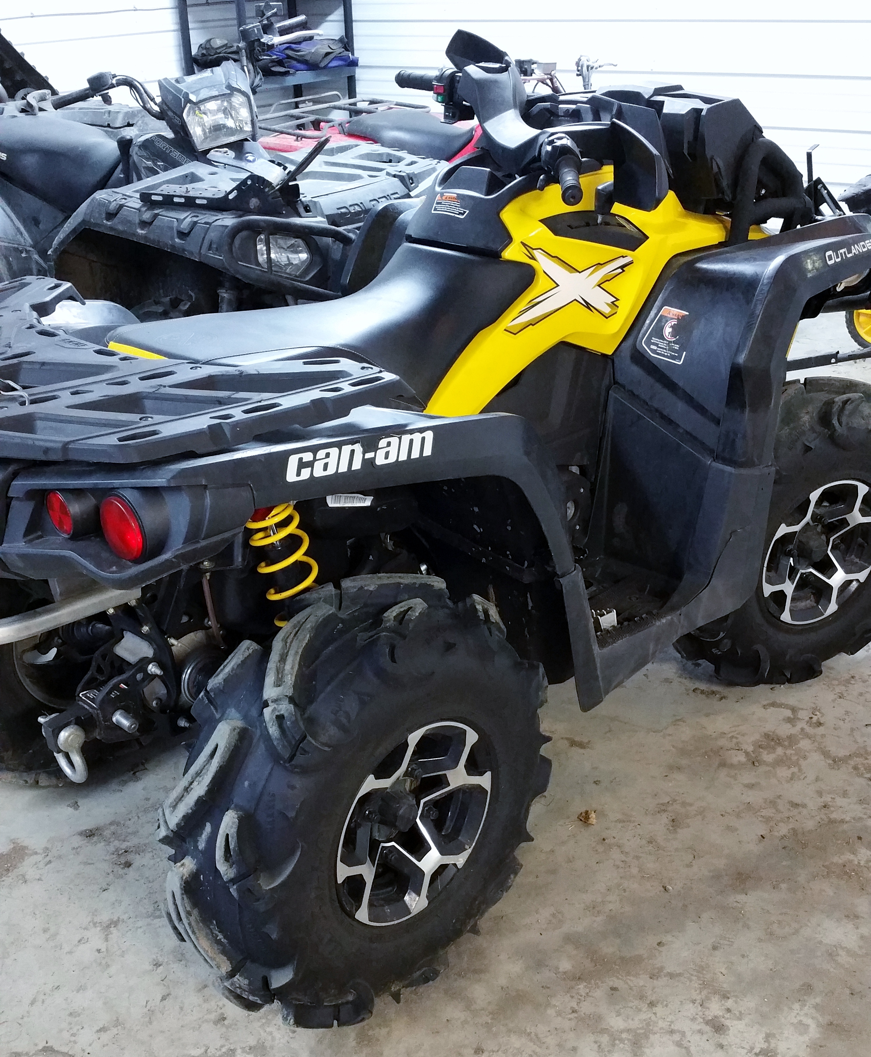 Can-Am XMR 650