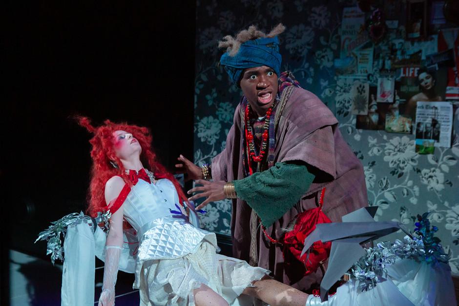 Barnard College - Adrienne Kennedy plays
