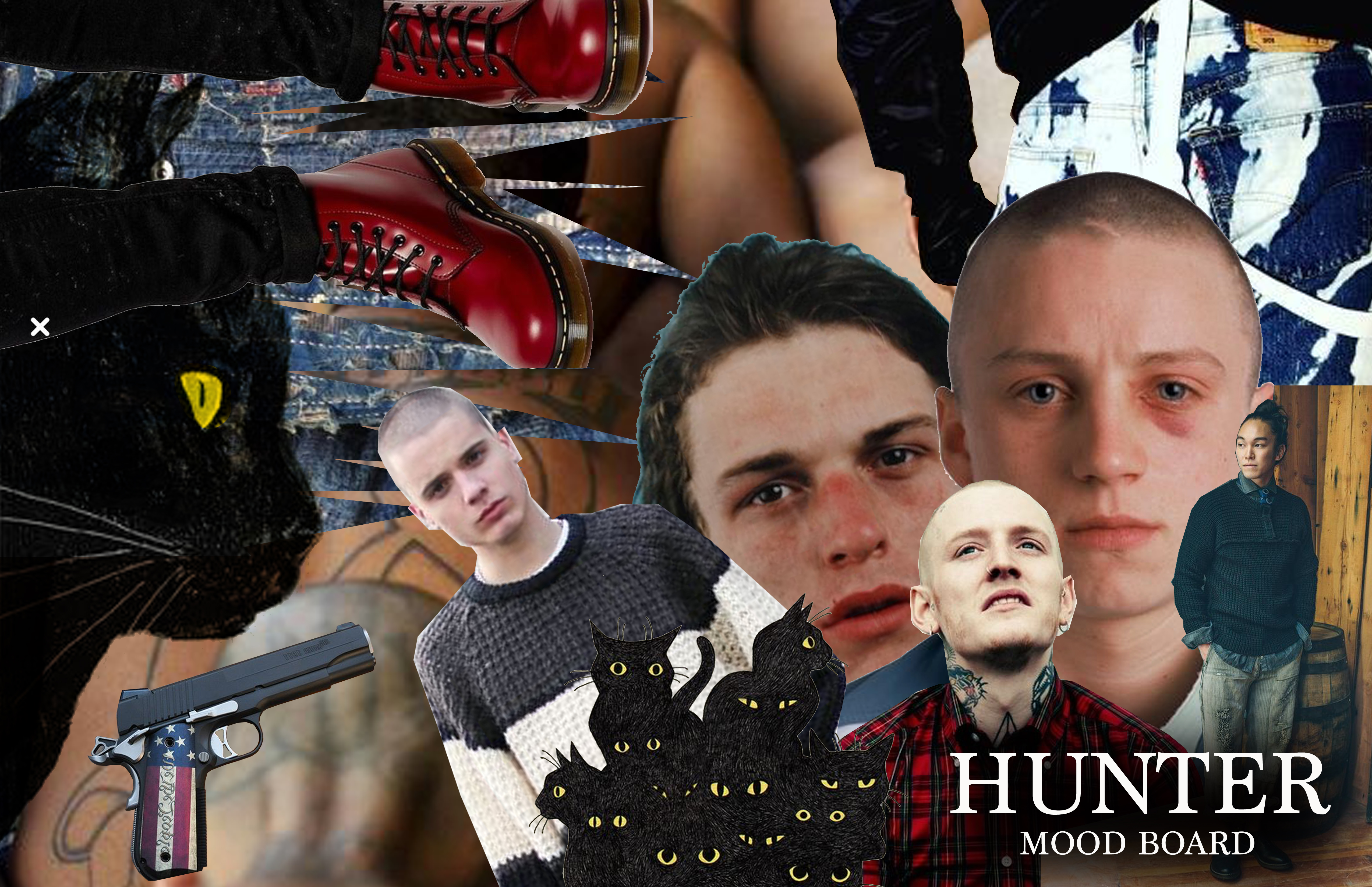 HUNTER_Research