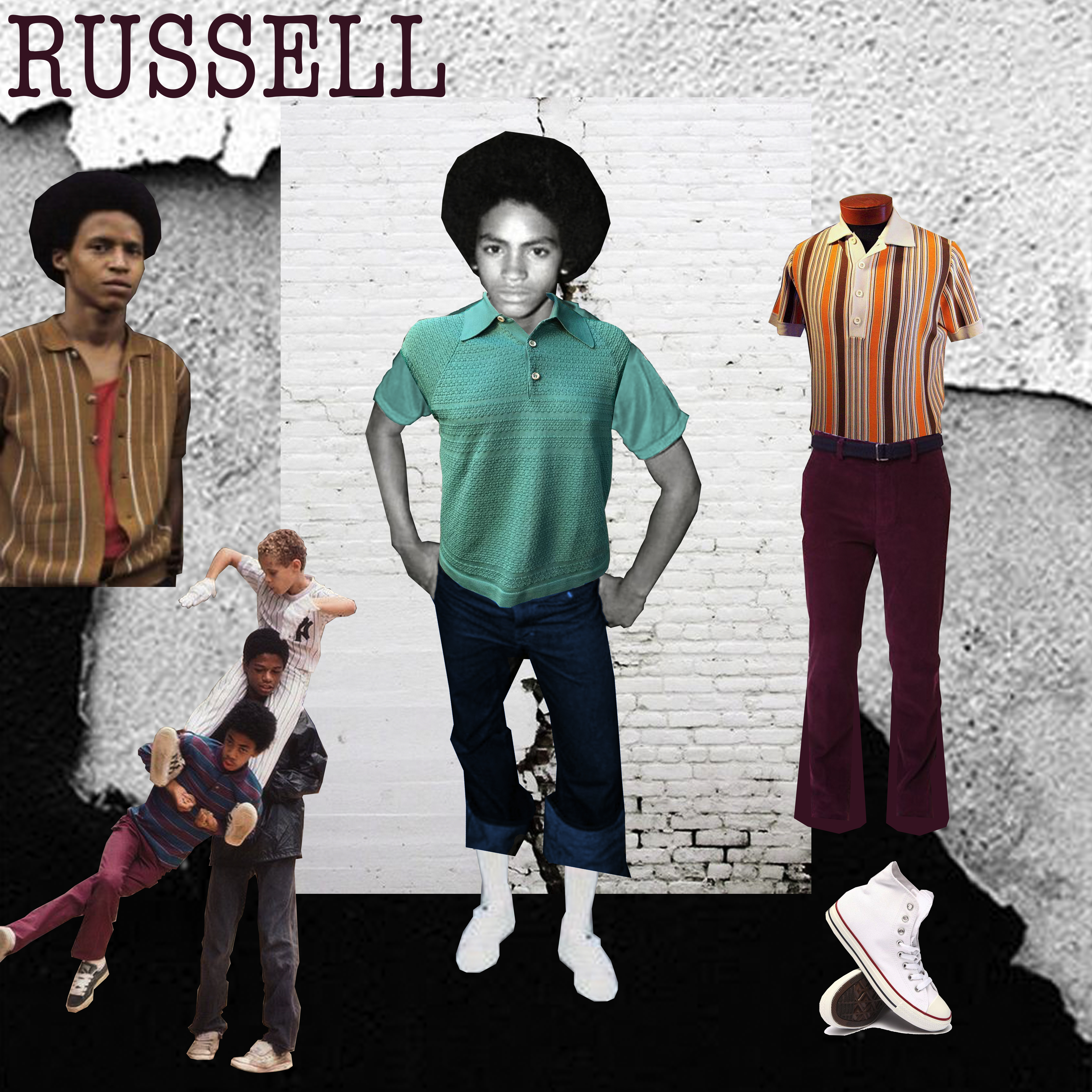 RUSSELL_Collage