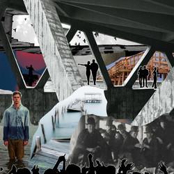 West Pier Set Concept