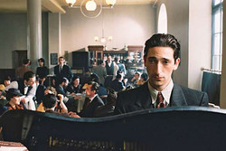 Adrian Brody on 'The Pianist'